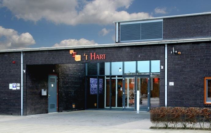 Multifunctionele accommodatie 't Hart in Ewijk