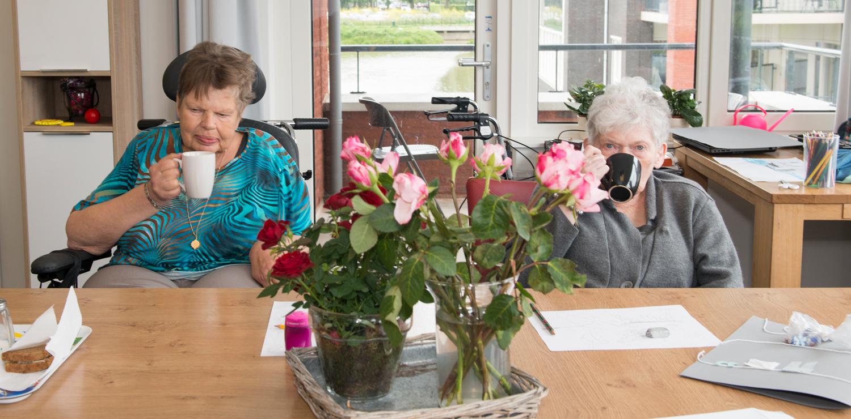 Begeleid wonen voor ouderen for Begeleid wonen woerden